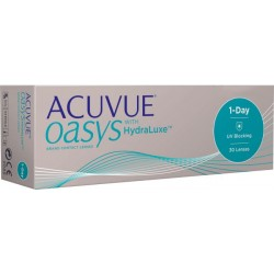 Контактные линзы Johnson&Johnson Acuvue Oasys 1 day with Hydralux