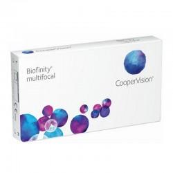 Контактные линзы Cooper Vision Biofinity Multifocal