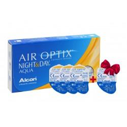 Контактные линзы Alcon Air Optix Night&Day