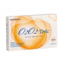 Контактные линзы Interojo O2O2 for Astigmatism