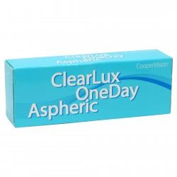 Контактные линзы Sauflon Clearlux OneDay Aspheric