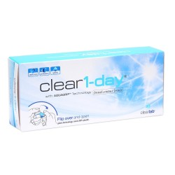 Контактные линзи Clearlab Clear 1-day