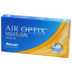 Контактные линзы Alcon Air Optix Night&Day