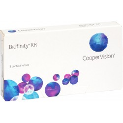 Контактные линзы Cooper Vision Biofinity XR