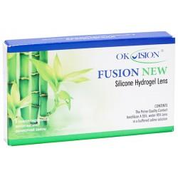 Контактные линзы Okvision Fusion New