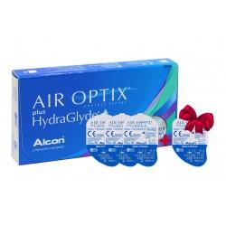 Контактные линзы Alcon Air Optix Hydraglyde