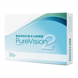 Контактные линзы Bausch&Lomb Pure Vision 2