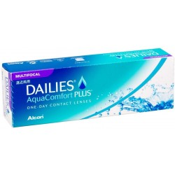 Контактные линзы Alcon Dailies Aqua Comfort Plus Multifocal