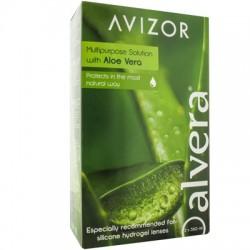 Раствор для контактных линз Avizor Alvera