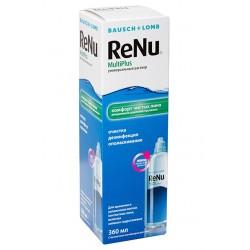 Раствор для линз BAUSCH&LOMB RENU MULTIPLUS